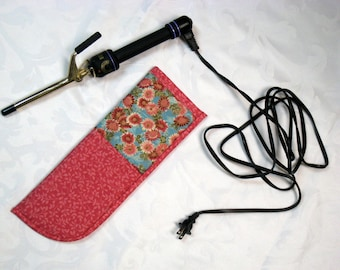 Curling Iron Case