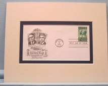 Saluting the Mayo Clinic and its founders Doctor Charles & William Mayo and the First Day Cover of their own stamp