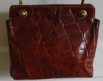 Cute Dressy Vintage Leather Purse!