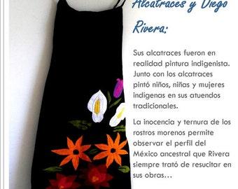The Diego Rivera dress