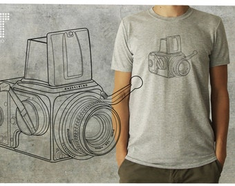 Hasselblad camera - man T-shirt - S-2XL-01