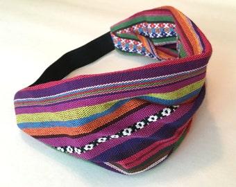 Santa Fe Print Headband