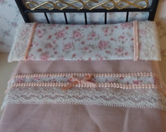 Dolls House miniature sheets set