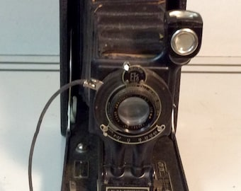 Antique Eastman Kodak Autographic No. 3A Folding Camera