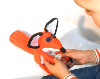 Fox - christmas gift - The little Fox - Plush Toys|for|kids Gift|for|Child gift|for|sister Gift|for|daughter gift goddaughter Gift|for|girls