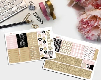 Dare to Dream Headers and Washi