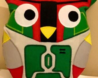 Boba Fett Owl