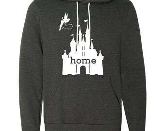Disney Is My Home Hoodie