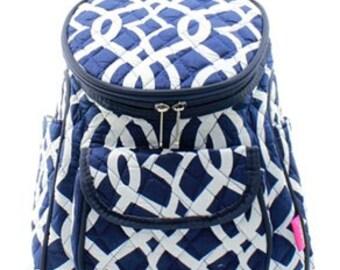 Personalized Small Backpack Diaper Bag, diaper bag, Easy Carry diaper bag, Diaper Bag, Baby gift, Monogrammed Diaper bag, Baby, Boy, Girl