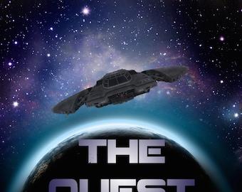 The Quest, Sanshlian Series: Book 1 Paperback by Dani Hoots