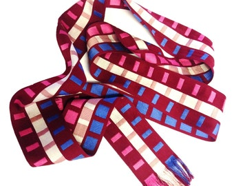 Vintage Wraparound Cloth Belt