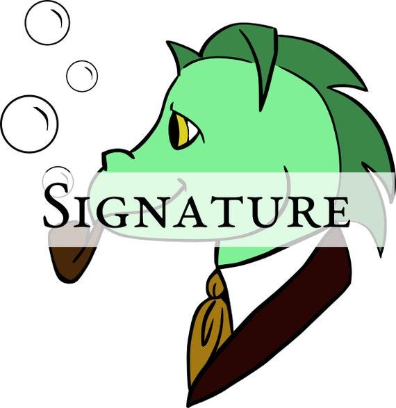 Scale Polish SAMPLE - Signature