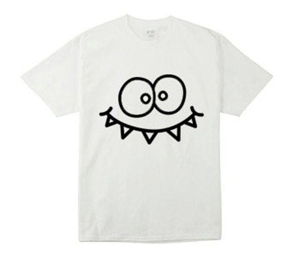 Silly Face - Smily T-Shirts or the Whole Family