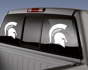 Michigan State University Spartans decal