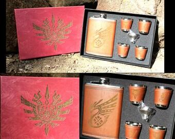 Monster Hunter Flask set