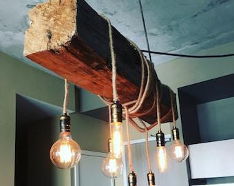 """Industrial Ceiling Lamp - """"King Eddy"""""""