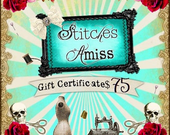 Gift card, gift certificate, store credit, geeky purse, custom made purse