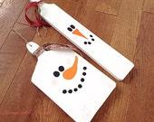 Primitive snowman, primitive snowmen, wooden snowman, wood snowman, country snowman, primitive Christmas decor