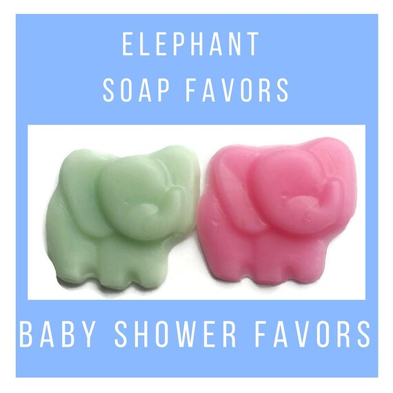 elephant baby shower soap party favors baby shower favors for gender