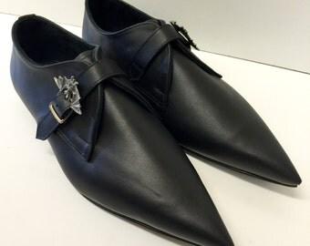 Original Pikes-Bat Buckle Shoes