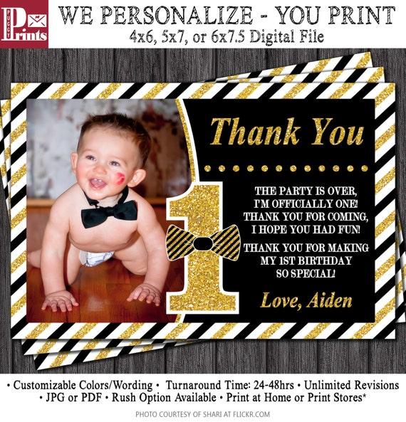 mr. onederful birthday thank you card mr onederful tuxedo, Birthday card