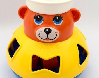 Playskool Teddy Bear Toy Sorter