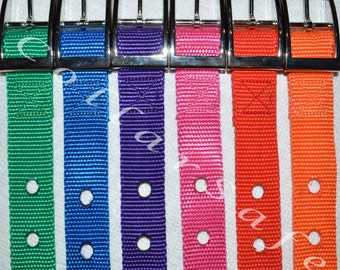 Metal Buckle Style Replacement Dog Collar FITS Petsafe Wireless Fence PIF-275-19  *Free Shipping*