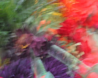 Floral blur