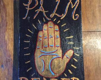Palm Reader Sign, Palmistry Sign
