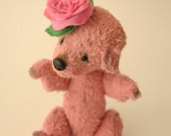 """Teddy bear """"Rosy"""""""