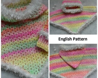 Crochet Patterns In English : English Crochet Pattern Baby Sweater Sheep by ...