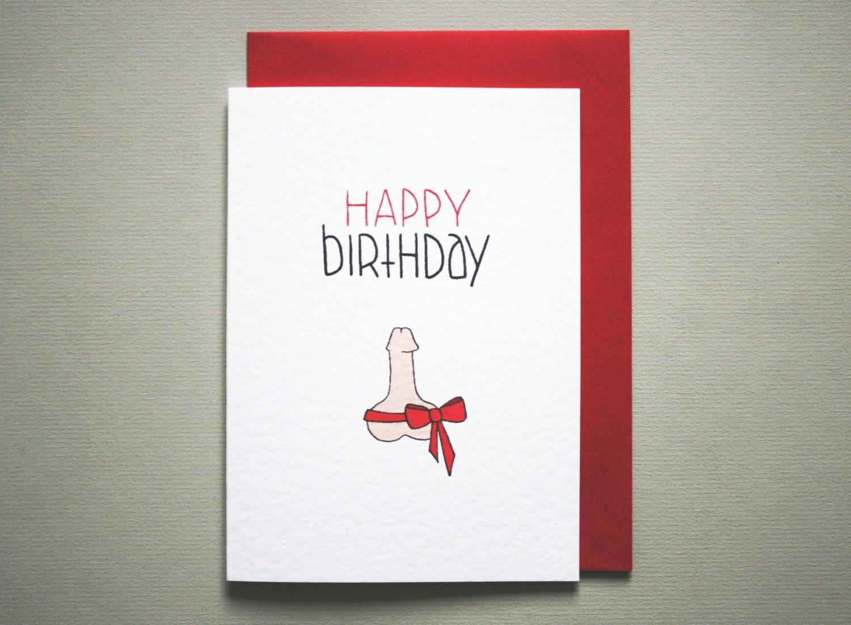 funny happy birthday card girlfriend naughty birthday card – Happy Birthday to Wife Card