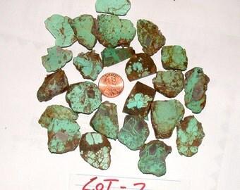 TURQUOISE ROUGH, turquoise nuggets, blue turquoise, green turquoise, loose turquoise, turquoise stabilized, 100 gram lot minimum