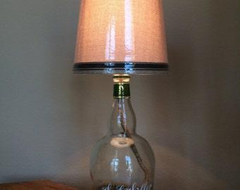 Upcycled Weller Special Reserve Bourbon Bottle Lamp
