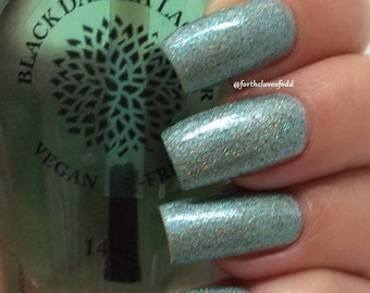 Strictly Sticky Base Coat for Nail Polish by Black Dahlia Lacquer