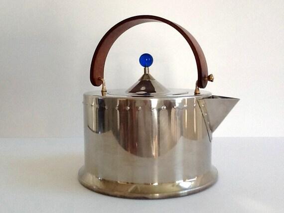 Bodum Ottoni Tea Kettle Stainless Steel Designed By C