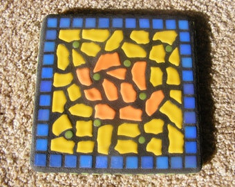 Mosaic Tile Trivit Hot Plate