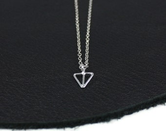 VELOS necklace in sterling silver