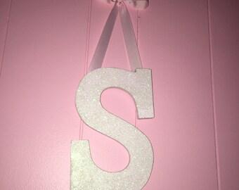 Glitter Wall Monogram