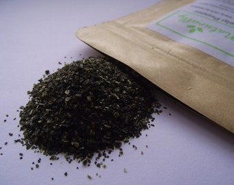 New Zealand Kelp Granules: 50g, 75g (pure, nz, organic, seaweed, thyroid medication, raw, dried kelp)