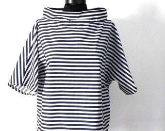 JAMBIANI sailor shirt (size S)