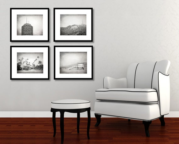 wholesale home decor los angeles los angeles print set california by allysonbrownphoto 13102