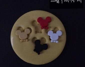 Mouse Silicone Mold