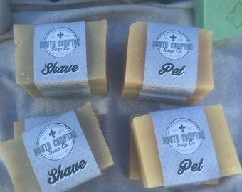 Pet - Handcrafted soap made for your pet from South Compton Soap Company