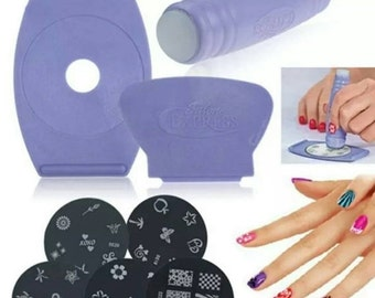 60% OFF Nail Stamping Kit