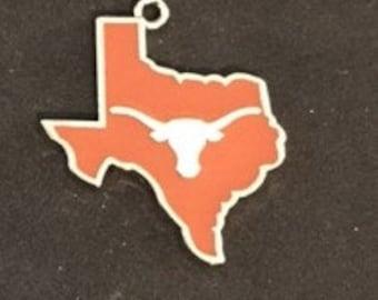 Texas Longhorns College Football Charm