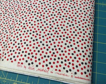 Dots by Erin Michael for Moda Fabrics Remnant