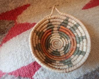 Native American basket, Navajo, pow wow, southwest, Native American, Texas, gifts, southwest decor, old pawn, vintage turquoise, estate