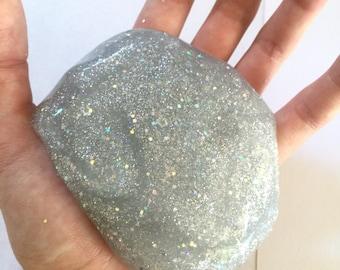 Holographic  Glitter Slime