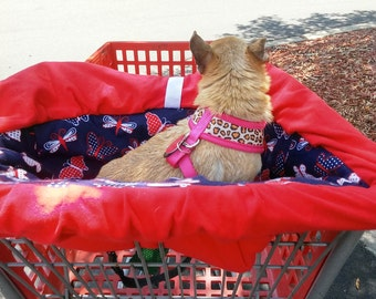 DOG CART COVER